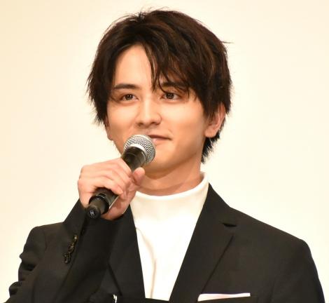 映画『シグナル100』の初日舞台あいさつに登壇した瀬戸利樹 (C)ORICON NewS inc.