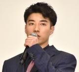 映画『シグナル100』の初日舞台あいさつに登壇した福山翔大 (C)ORICON NewS inc.