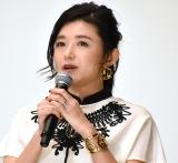 映画『シグナル100』の初日舞台あいさつに登壇した竹葉リサ監督 (C)ORICON NewS inc.