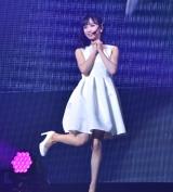 『AKB48小栗有以ソロコンサート〜YUIYUI TOKYO〜』の模様 (C)ORICON NewS inc.