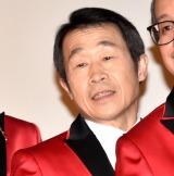 映画『星屑の町』完成披露舞台あいさつに出席した有薗芳記 (C)ORICON NewS inc.