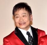 映画『星屑の町』完成披露舞台あいさつに出席したラサール石井 (C)ORICON NewS inc.