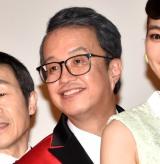 映画『星屑の町』完成披露舞台あいさつに出席した小宮孝泰 (C)ORICON NewS inc.