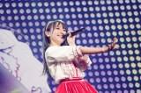 初のソロコンサートを開催したSTU48の石田千穂(C)AKS