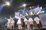 STU48メンバーも応援に駆けつけステージに華を添えた=『STU48 石田千穂ソロコンサート〜いえっ!に帰るまでがちほコンです。〜』より(C)AKS