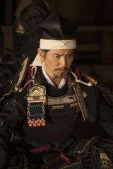 大河ドラマ『麒麟がくる』第2回「道三の罠」(1月26日放送)より。斎藤道三(本木雅弘)(C)NHK