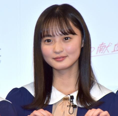 『令和2年「はたちの献血」キャンペーン』PRイベントに参加した遠藤さくら (C)ORICON NewS inc.