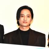 映画『his』公開記念舞台あいさつに登壇した藤原季節 (C)ORICON NewS inc.