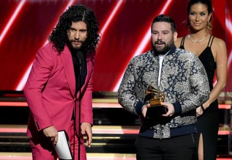 『第62回グラミー賞』で「最優秀カントリー・パフォーマンス」を受賞したダン+シェイ(C)GettyImages