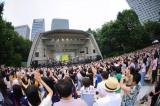 昨年開催された『日比谷音楽祭2019』の模様
