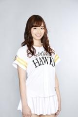 ホークスオフィシャルダンス&パフォーマンスチーム『ハニーズ』Misaki