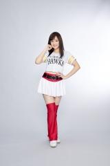 ホークスオフィシャルダンス&パフォーマンスチーム『ハニーズ』Ami