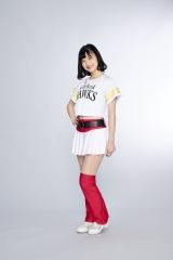 ホークスオフィシャルダンス&パフォーマンスチーム『ハニーズ』MAO