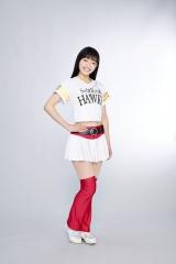 ホークスオフィシャルダンス&パフォーマンスチーム『ハニーズ』Asuka