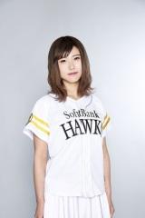 ホークスオフィシャルダンス&パフォーマンスチーム『ハニーズ』HINA