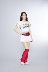 ホークスオフィシャルダンス&パフォーマンスチーム『ハニーズ』ELIKA