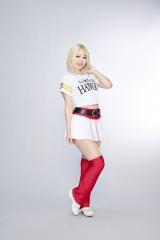 ホークスオフィシャルダンス&パフォーマンスチーム『ハニーズ』HANA
