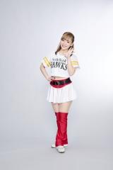 ホークスオフィシャルダンス&パフォーマンスチーム『ハニーズ』Lisa