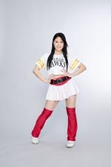 ホークスオフィシャルダンス&パフォーマンスチーム『ハニーズ』MAYUMI