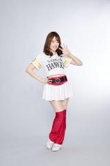 ホークスオフィシャルダンス&パフォーマンスチーム『ハニーズ』MEI