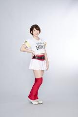 ホークスオフィシャルダンス&パフォーマンスチーム『ハニーズ』MIKU