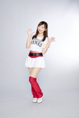 ホークスオフィシャルダンス&パフォーマンスチーム『ハニーズ』Nanami