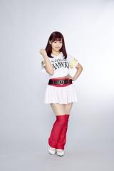 ホークスオフィシャルダンス&パフォーマンスチーム『ハニーズ』NAYON