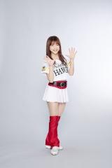 ホークスオフィシャルダンス&パフォーマンスチーム『ハニーズ』SHOKO