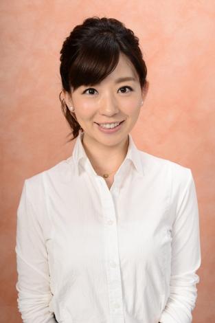 サムネイル 第1子妊娠を報告したテレビ朝日の松尾由美子アナウンサー(C)テレビ朝日