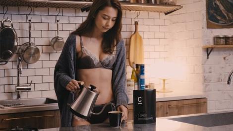 『SIDE C COFFEE』WEB CMより