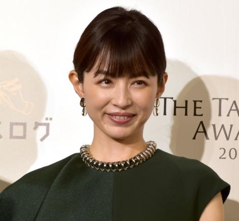 『The Tabelog Award2020』授賞式に出席した平井理央 (C)ORICON NewS inc.