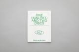 継続特典の星野源に影響を与えてきた102枚を紹介するスペシャルブック『ONE HUNDRED AND TWO DISCS』