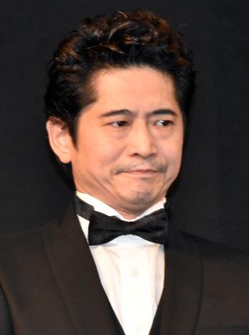 『Fukushima 50』ワールドプレミアの舞台あいさつに登壇した萩原聖人 (C)ORICON NewS inc.