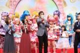『ABCテレビ・テレビ朝日系『ヒーリングっど プリキュア』と映画『プリキュアミラクルリープ みんなとの不思議な1日』の合同会見