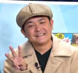GYAOオリジナル番組『千鳥のロコスタ』シーズン3 PRイベントに出席したノブ (C)ORICON NewS inc.