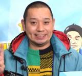 GYAOオリジナル番組『千鳥のロコスタ』シーズン3 PRイベントに出席した大悟 (C)ORICON NewS inc.