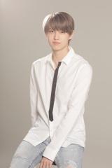 視聴者投票6位の白岩瑠姫(しろいわ・るき)(C)LAPONE ENTERTAINMENT