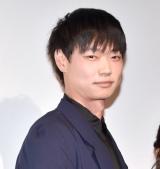 映画『転がるビー玉』先行公開初日舞台挨拶に出席した笹松将 (C)ORICON NewS inc.