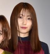 映画『転がるビー玉』先行公開初日舞台挨拶に出席した大野いと (C)ORICON NewS inc.