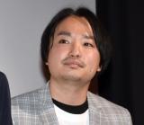 映画『転がるビー玉』先行公開初日舞台挨拶に出席した宇賀那健一監督 (C)ORICON NewS inc.