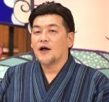 NHKのバラエティー特番『サンドの時代屋はじめました』収録後囲み取材に出席した富澤たけし (C)ORICON NewS inc.