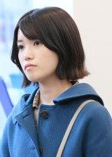 TBS 金曜ドラマ『病室で念仏を唱えないでください』第4話にゲスト出演する美山加恋(C)TBS