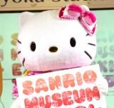 『SANRIO EXPO 2020』の記者会見に出席したハローキティ (C)ORICON NewS inc.