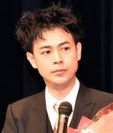 『第41回ヨコハマ映画祭』助演男優賞を受賞した成田凌 (C)ORICON NewS inc.