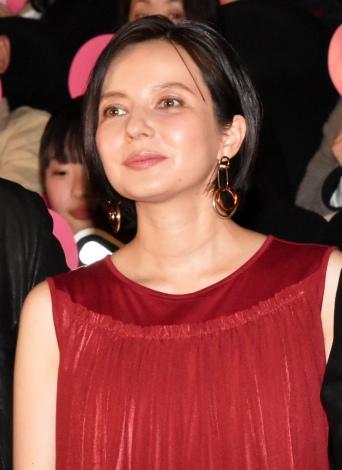 映画『初恋』ジャパンプレミアイベントに登壇したベッキー (C)ORICON NewS inc.