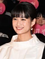 映画『初恋』ジャパンプレミアイベントに登壇した小西桜子 (C)ORICON NewS inc.