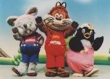 「おかあさんといっしょ」内の人形劇コーナーで、1982年から10年間放送された「にこにこ、ぷん」