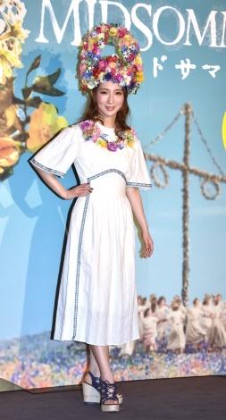 映画『ミッドサマー』試写会イベントに出席したファーストサマーウイカ (C)ORICON NewS inc.