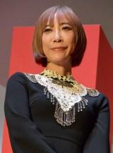 Netflixオリジナルシリーズ『FOLLOWERS』ワールドプレミアに登壇した蜷川実花 (C)ORICON NewS inc.