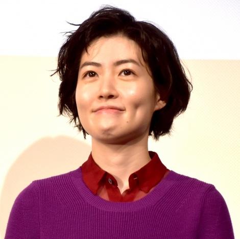 映画『架空OL日記』完成披露試写会に出席したシム・ウンギョン (C)ORICON NewS inc.